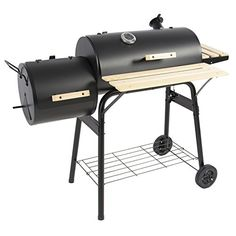 48''BBQ Grill Charcoal Barbecue Pit Patio Backyard Home Meat Cooker Smoker * Read more reviews of the product by visiting the link on the image.