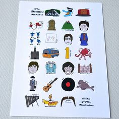 112 best christmas cards images on pinterest the beatles members beatles christmas cards google search m4hsunfo