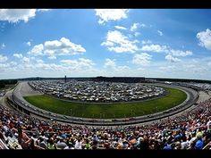 NASCAR Extended Highlights: Michigan International Speedway 2013