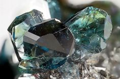 Lazulite;  An excellent stone for the third-eye. It allows/promotes ones sense of self-worth, and assists one to both recognize and eliminate deficiencies in both character and form.