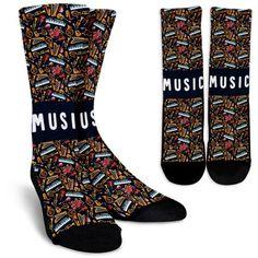Music Teacher Socks (€15) ❤ liked on Polyvore featuring intimates, hosiery, socks, patterned socks, print socks, sweat wicking socks, wicking socks and patterned hosiery