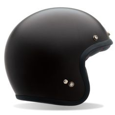 BELL CUSTOM 500 SOLID MATTE BLACK – Jane Motorcycles