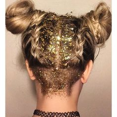 http://www.revelist.com/beauty-news-/glitter-undercuts/7481/Crank it up, like, eleven notches with a glitter undercut AND glitter roots./10/#/10