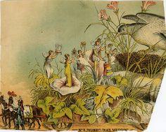 No. 4  Thumbelina's Wedding . Krewe of Proteus Mardi Gras floats, Andersen's Fairy Tales, 1887.