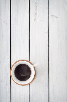 Coffee in the White