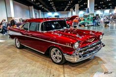 1957 Chevy Bel Air | Hottest Muscle Machines:Classic Cars, Muscle Cars and Trucks