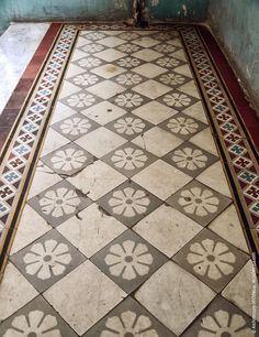 Portugese tegels Cementtegels Portugese cementtegels Oude vloertegels www.floorz.nl