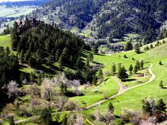 Boulder, Colorado.   Go to www.YourTravelVideos.com or just click on photo for home videos and much more on sites like this.
