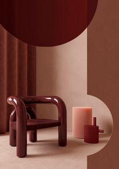 Just some random chair and design crush on a lazy saturday. Deco Design, Design Trends, Decoration Facade, Chair Design, Furniture Design, Furniture Nyc, Interior Architecture, Interior And Exterior, Futuristic Interior