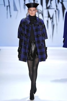 Milly | Fall 2012 Ready-to-Wear Collection | Vogue Runway
