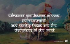 30 Bhagavad Gita Quotes That Have Life Changing Lessons For All Of Us Religious Quotes, Spiritual Quotes, Positive Quotes, Geeta Quotes, Krishna Quotes, Truth Of Life, Bhagavad Gita, In This World, Life Lessons