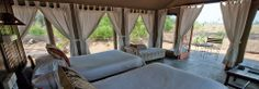 We book 10 different countries in East & Southern Africa. Spend 3 nights at the spectacular Davidsons Camp in Hwange, Zimbabwe for an unbeatable US$1,200 per person per night fully inclusive. Email us today for your tailor made African Adventure! info@africaandyou.com| www.africaandyou.com.
