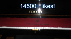 Ultrapassámos os 14500 likes na nossa página do Facebook! Obrigado pelo apoio! Dê-nos também o seu like   https://www.facebook.com/SalaoMusicalLisboa