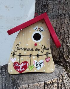 New Kitchen Doors, Kitchen Ornaments, Bird Houses, Bird Feeders, Projects To Try, Outdoor Decor, Home Decor, Kids House, Birdhouses