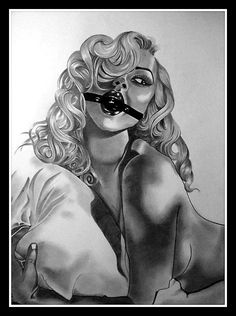 Custom bdsm drawings picture 720