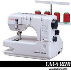 Maquina Collaretera Janome Cover Pro 1000 Cpx **envio Gratis $ 7,490.00