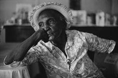 Miss Bertha, by Jeanne Moutoussamy-Ashe.