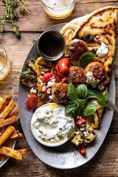 Summer Recipes, New Recipes, Dinner Recipes, Cooking Recipes, Healthy Recipes, Favorite Recipes, Greek Recipes, Healthy Dinners, Pork