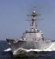 DRS Technologies Wins Contract to Continue its Support for Arleigh Burke-Class Guided Missile Destroyers Modernization Program