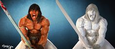 Conan The Barbarian 3d-