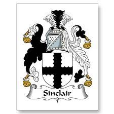 sinclair coat of arms sinclair family crest the surname. Black Bedroom Furniture Sets. Home Design Ideas