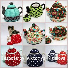 Чайник текстильный Шкатулка - чай,чайная шкатулка,чайная церемония,чайный домик
