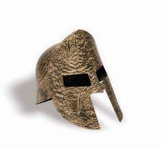 Forum Novelties Greek Roman Spartan Warrior Knight Gold Costume Helmet Forum Novelties http://www.amazon.com/dp/B001B1Q6UU/ref=cm_sw_r_pi_dp_IQFmub0WWGRXV