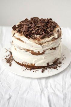 Tiramisu cake 0h! my gosh I am in heaven