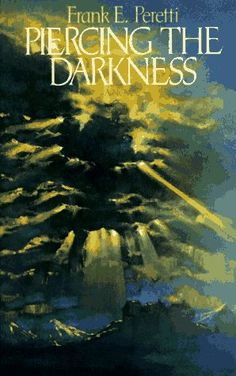 Piercing the Darkness...loved the two books he wrote around this time.  This Present Darkness I think was the first.