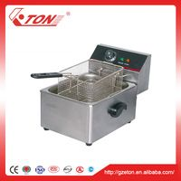 Snack Machine Automatic Commercial Deep Fryer Machine