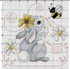 Cute Cross Stitch, Cross Stitch Cards, Beaded Cross Stitch, Crochet Cross, Cross Stitch Animals, Cross Stitch Flowers, Counted Cross Stitch Patterns, Cross Stitch Designs, Cross Stitching