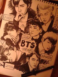 Woah Awesome fan art
