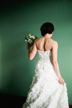 Emerald Wedding Inspiration