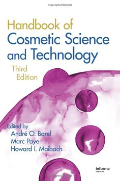 Formulating Strategies In Cosmetic Science Cosmetic Science