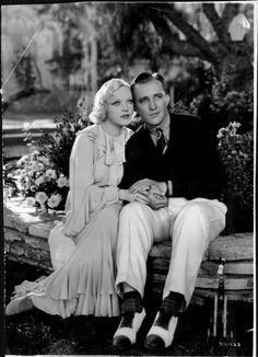 1933 Bing Crosby & Marion Davies