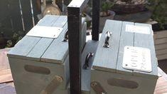 すのこ端材+100均木箱を組み合わせて超簡単ツールボックス♪ LIMIA (リミア)