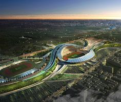 Future City Designs | ... city is a world class city and this will be an innovative design
