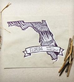 Florida Northern Mockingbird Print