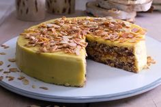 Mandlový dort krále Oscara II.
