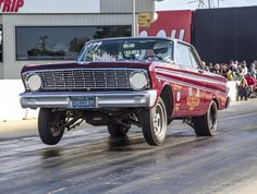 1964 ford falcon BFX mooneyes