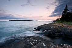 ISLE ROYALE NATIONAL PARK (MICHI­GAN) - 8 of the most remote national parks in the world.
