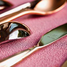 24-Pc. Luxus Cutlery Set by Sola Switzerland #MONOQI