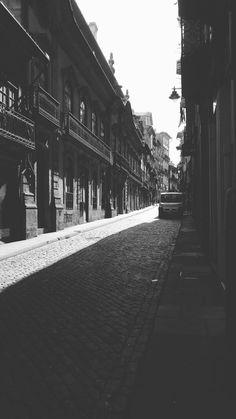 black and white #porto #oldcity  #photografy