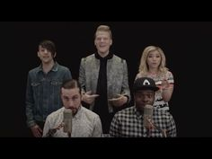Evolution of Michael Jackson - Pentatonix<< I am SO done... this just did me in... LIFE. IS. COMPLETE.