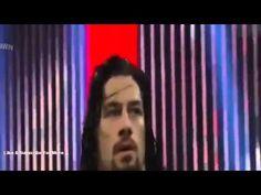 WWE Raw 7 December 2015 - Roman Regins Fatal 4 Way Match - WWE Raw 12/7/15