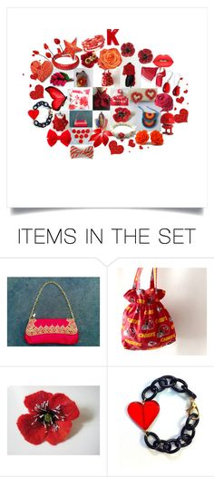 """""""Truly Handmade Gifts"""" by crystalglowdesign ❤ liked on Polyvore featuring art"""