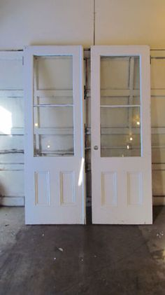 Mom these are the perfect doors for my entry way I wanna make! :)