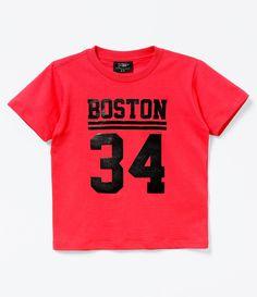 Camiseta Infantil  Gola redonda  Estampada  Marca: Mickey Mouse    Veja outras opções de    produtos Mickey Mouse.