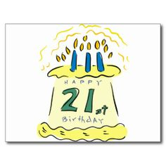 >>>Low Price Guarantee          	Happy 21st Birthday Post Card           	Happy 21st Birthday Post Card Yes I can say you are on right site we just collected best shopping store that haveReview          	Happy 21st Birthday Post Card Review on the This website by click the button below...Cleck Hot Deals >>> http://www.zazzle.com/happy_21st_birthday_post_card-239823648199071348?rf=238627982471231924&zbar=1&tc=terrest