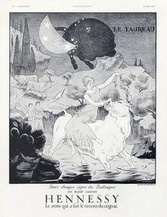 Tauro - Hennessy - Paul-Robert Bazé